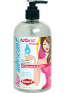 Frisky Natural Personal Lubricant For...